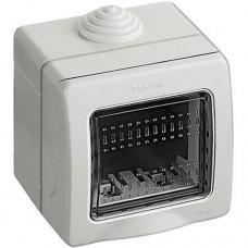 Doza aplicata, aparenta, 2 module , Bticino, IP55