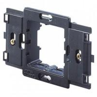 Placa suport 2 module, Gewiss, System