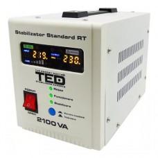 Stabilizator retea maxim 2100VA-AVR TED2100 TED Electric