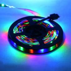 electrice harghita - banda led nil/rgb, 24w / 5m, 1440lm/5m, ip65 - horoz electric - nil/rgb