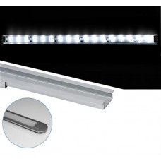 electrice harghita - profil aluminiu,pentru banda led, ingropat, 1m - lumen - 05-30-560
